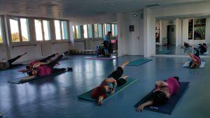 Reprise Pilates et gymnastique lorient Lanester