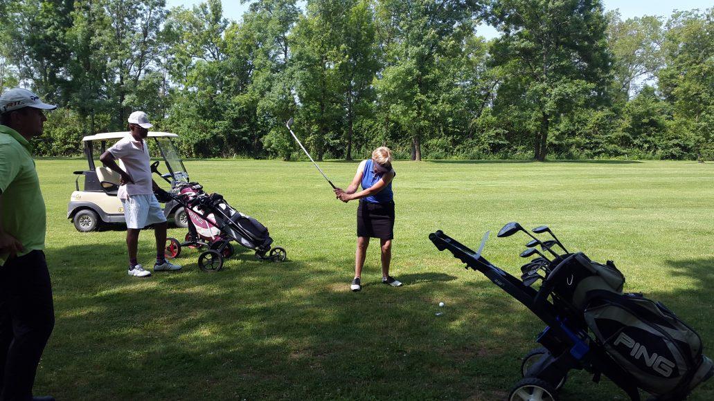Vendredi 26 mai : golf
