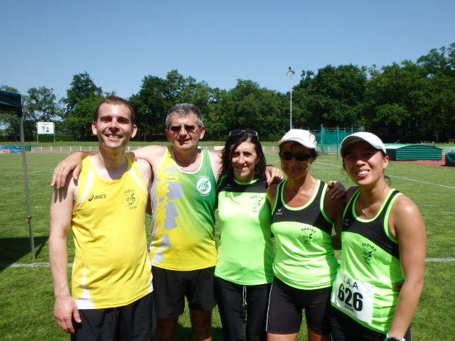 Vendredi 26 mai : athlétisme