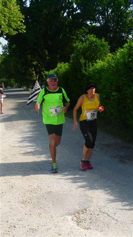 Samedi 27 mai : course hors stade
