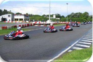 Reprise du challenge karting